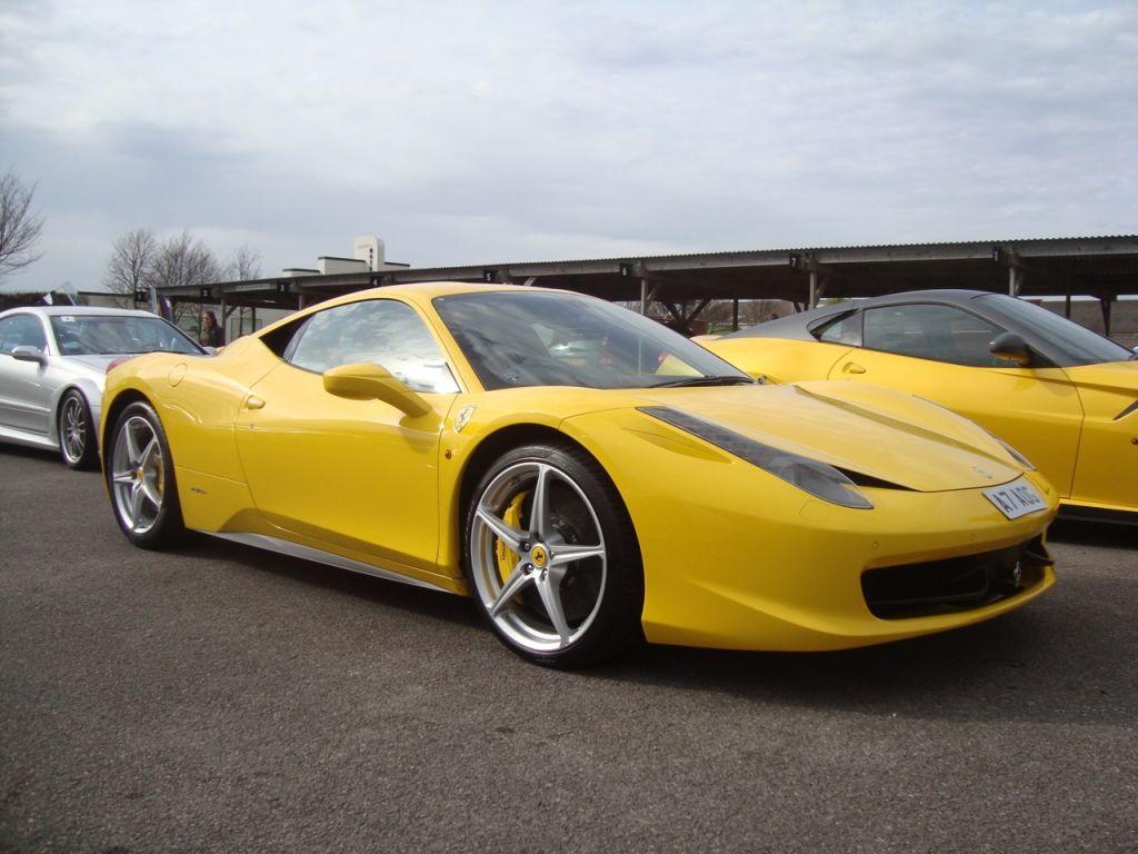 Ferrari 599 GTB Posted Image